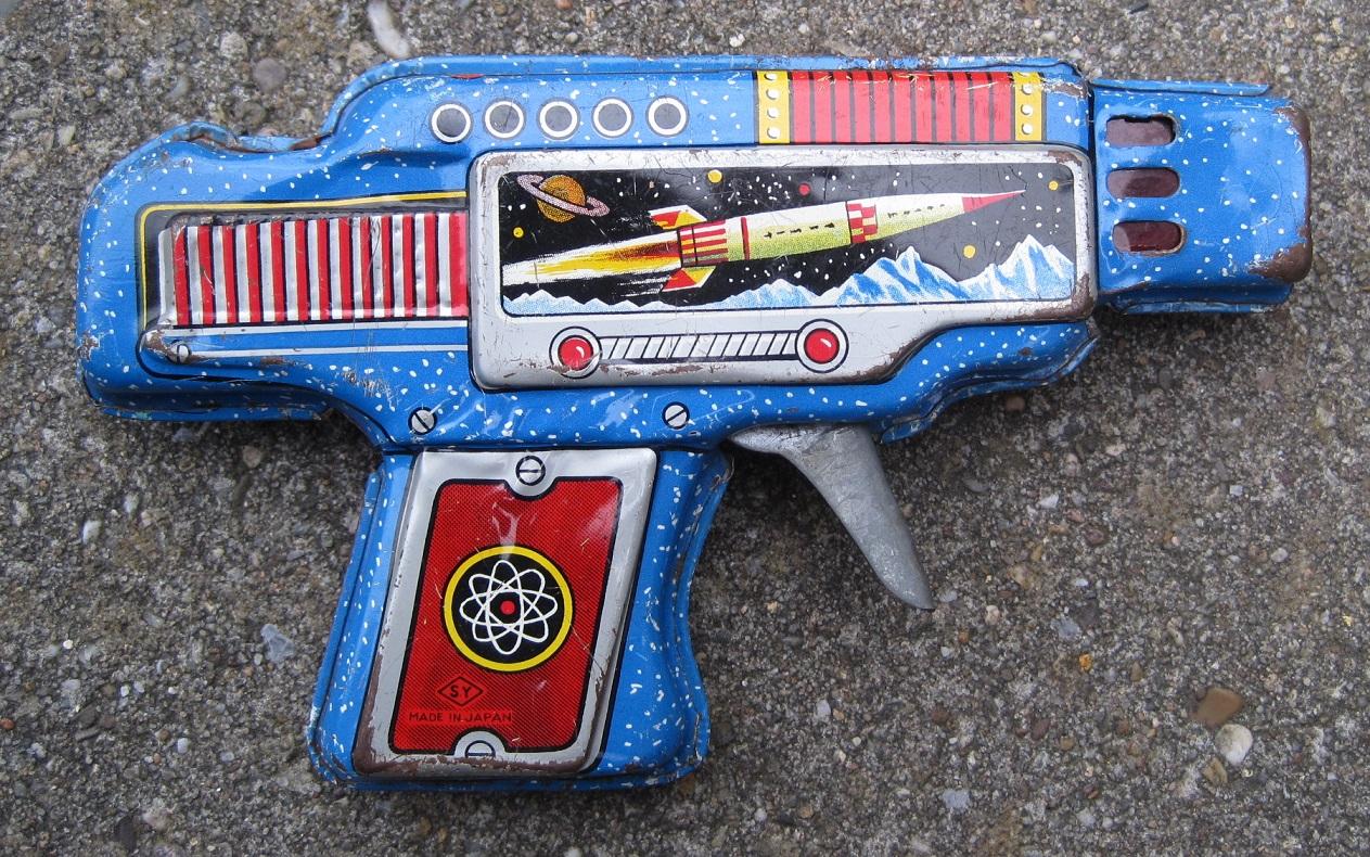 pistool versleten loop